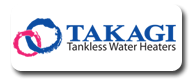 We Install Takagi Tankless Water HEaters in 91504
